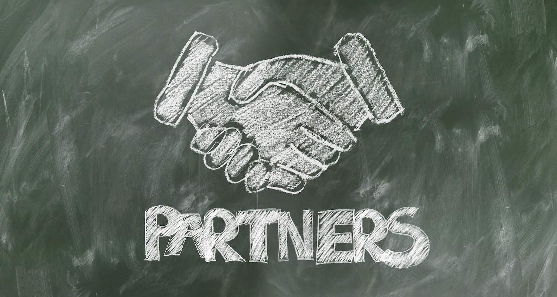 Aufnahme eines Partners